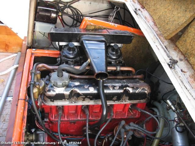 Двигатель Volvo Penta 2002 Инструкция